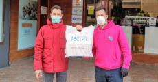 El Grupo Tecon dona 3 tablets al Hospital General de Albacete