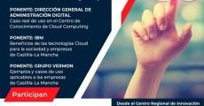 El Grupo Vermon ofrece un webinar gratuito sobre Infraestructuras Cloud para la Empresa
