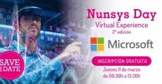 """Nunsys celebra la segunda edición de su """"Nunsys Day Virtual Experience"""""""