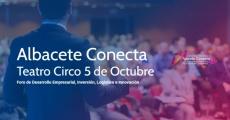El Ayuntamiento invita al tejido empresarial a participar en el Foro 'Albacete Conecta'